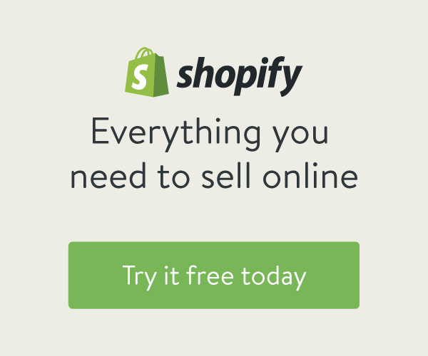 shopify - everything you need to sell online - ecommerce website design